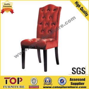 Hotel Wooden Fabric Leisure Dining Chairs pictures & photos