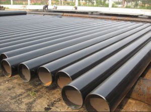 En 10219 S355jr ERW Carbon Steel Pipe, S355jr Welded Pipe pictures & photos
