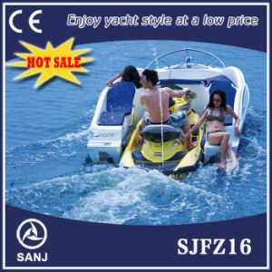 Sanj Factory Direct Wave Boat with YAMAHA and Seadoo Jet Ski