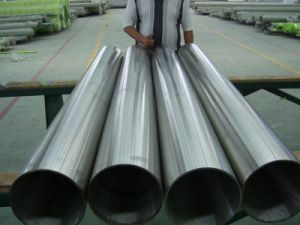 Hot Rolled Stainless Steel Pipe pictures & photos