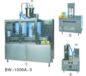 Gable Top Carton Packaging Salt Filling Machine pictures & photos