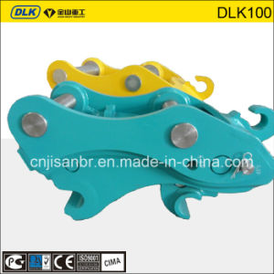 Dlk Serier Quick Hitch, Mini Excavator Quick Hitch, Hydraulic Quick Hitch for Kobelco pictures & photos