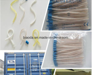 Disposable Saliva Ejector Manufacture, 2000PCS/CTN Cheap & Good Quality pictures & photos
