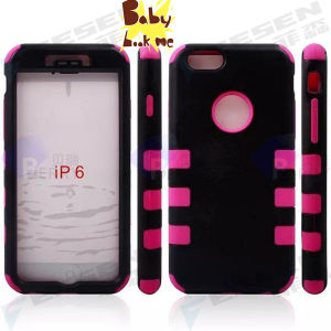 2 Layers Case for iPhone 6, for iPhone Accessories for iPhone 6, 6 Colors, Robot Case.