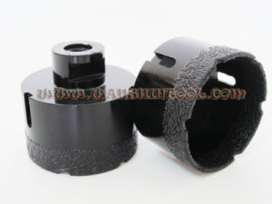 55mm M14 Dry Diamond Drill Bit Holesaw for Germany Market pictures & photos