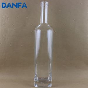 750ml Vodka Bottle / Bourbon Bottle / Glass Bottle (DVB155)