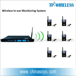 RF Multi-Channel Wireless Ear Monitoring System for Stage Solution pictures & photos
