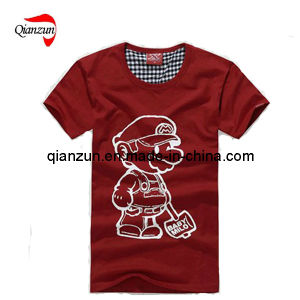 New Style Cotton Cartoon Printing T-Shirts pictures & photos