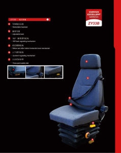 General Driver Seats/Bus Driver Seat