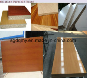 Suitable Price Melamien Grey Chipboard with E0 E2 Glue pictures & photos