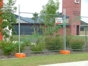 Australia Stand Galvanzied Welded Wire Mesh Temporary Fence pictures & photos