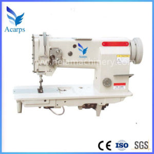 Single Needle Unison Feed Lockstitch Sewing Machine