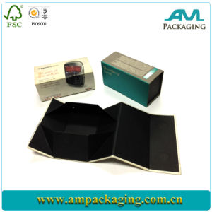 Collapsible Paper Box with Magnetic Closure pictures & photos