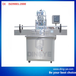 Automatic Linear Liquid Filling Machine (Zy Series) pictures & photos