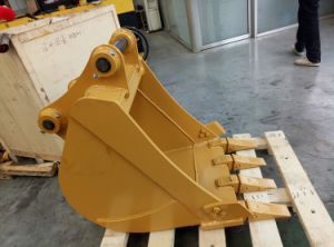 Cat420e 600mm Mini Digger Bucket Caterpillar Excavator Spare Parts pictures & photos