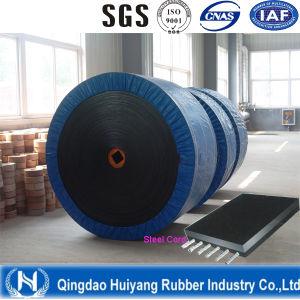 DIN/as Standar Steel Cord Conveyor Belt