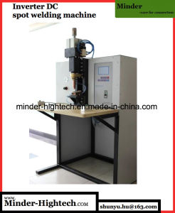 Finger Protected Resistance Spot Welding Machine pictures & photos