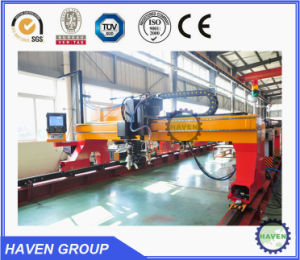 CNCTG-3000X5000 CNC Plasma and Flame Cutting Machine with Table pictures & photos