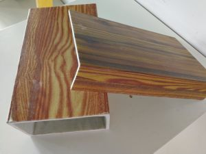 Fibreglass Reinforced Plastic Woodgrain Profile pictures & photos