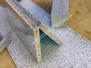 Fire Resistant Aluminum Foam with Aluminum Sheet