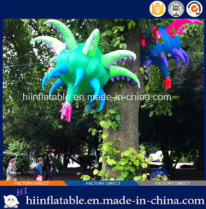 2015 Hot Selling LED Lighting Decration Inflatable Flower 0006