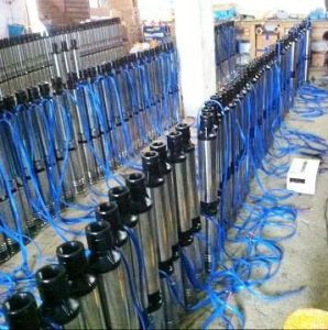 2′ 3′ 4′ Submersible Deep Well Pump / Borehole Pump (QJD) pictures & photos