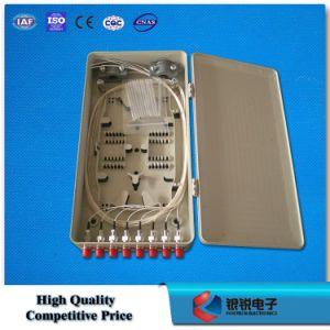 Wallmount Type 8 Port Fiber Optical Patch Panel ODF Distribution pictures & photos