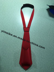 SBR Material Necktie Drink Holder Stubby Cola Bowtie Bottle Ties pictures & photos