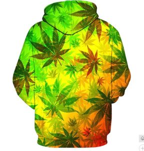 Yellow Spring Sports Flower Printing Men′s Hoodies pictures & photos