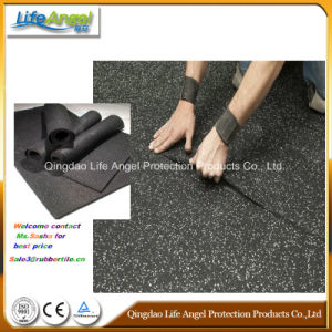 3-12mm Thickness Anti Fatigue Anti Slip Rubber Flooring in Roll pictures & photos