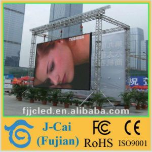 Outdoor Full Color P10 LED Mobile Video Wall for Advertising pictures & photos