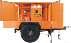 Mobile Weather-Proof Transformer Oil Purifier with Fully Metal Closure pictures & photos