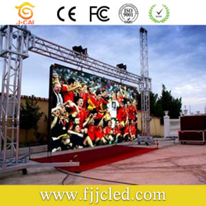 Outdoor P10 RGB LED Display for Rental Use pictures & photos