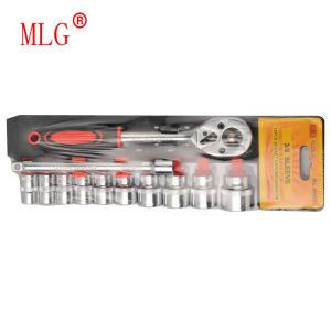 12PCS 3/8 Sleeve Wrench Set (6608B)