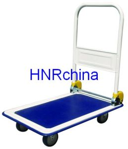 Steel Capacity 300kgs Platform Trolley pictures & photos