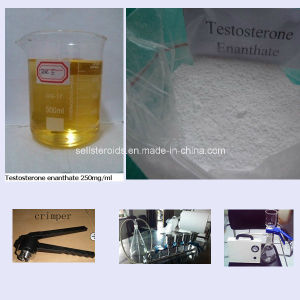 Testosterone Enanthate Injectable Anabolic Steroids pictures & photos