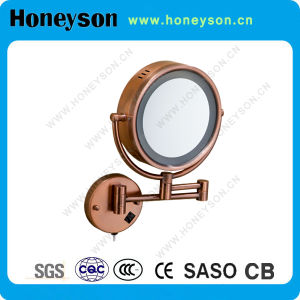 Hotel Bathroom Magnifying Mirror with LED Light pictures & photos