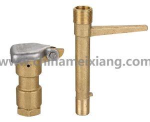 3/4′′ Brass Valve, Quick Coupling Irrigation Valve (MX9106) pictures & photos