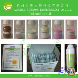 Highly Effective Insecticide Imidacloprid (98%TC, 20%SL, 25%WP, 35%SC, 70%WP) pictures & photos