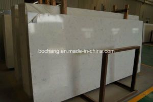 Artificial Stone Bianco Carrara White Marble pictures & photos