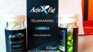 Dietary Supplement Acte Fat Slimming Capsule