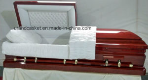 High Gloss New Design for American Casket