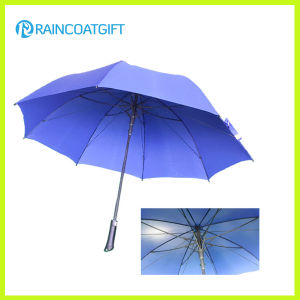 Promotional Windproof Aluminum Straight Outdoor Umbrella pictures & photos