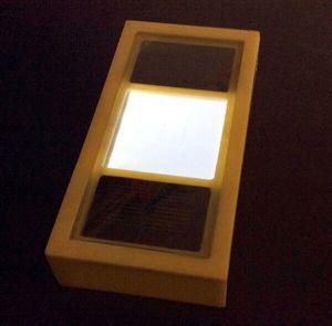 Solar Garden Park Road Square Underground Brick Lamp Light pictures & photos