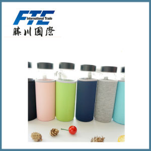 Promotional Cheap Custom Logo Printed Neoprene Can Cooler pictures & photos