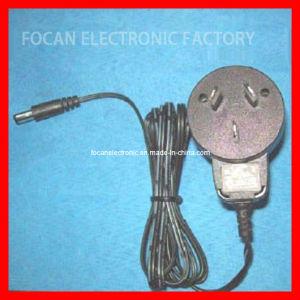 SAA Power Supply Adapter for Autralia 12V 100mA; 200mA; 300mA; 400mA; 500mA; 600mA; 700mA; 1000mA pictures & photos