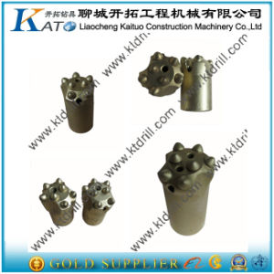 7&12&11 Degree Tungsten Carbide Jack Hammer Taper Button Bit pictures & photos