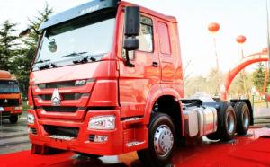 Sinotruk HOWO 380HPS 6*4 Tractor Truck