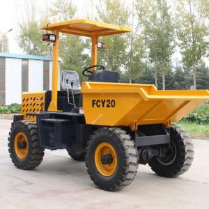 China Factory 2t Front Tip Dumper Fcy20 pictures & photos