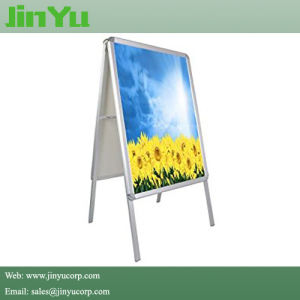 25mm Aluminum Snap Poster Frame a Board pictures & photos